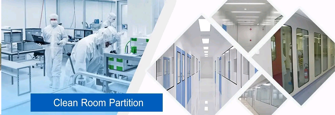Clean Room Partition Manufacturer
